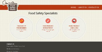 food safety works new zealand web site thumbnail